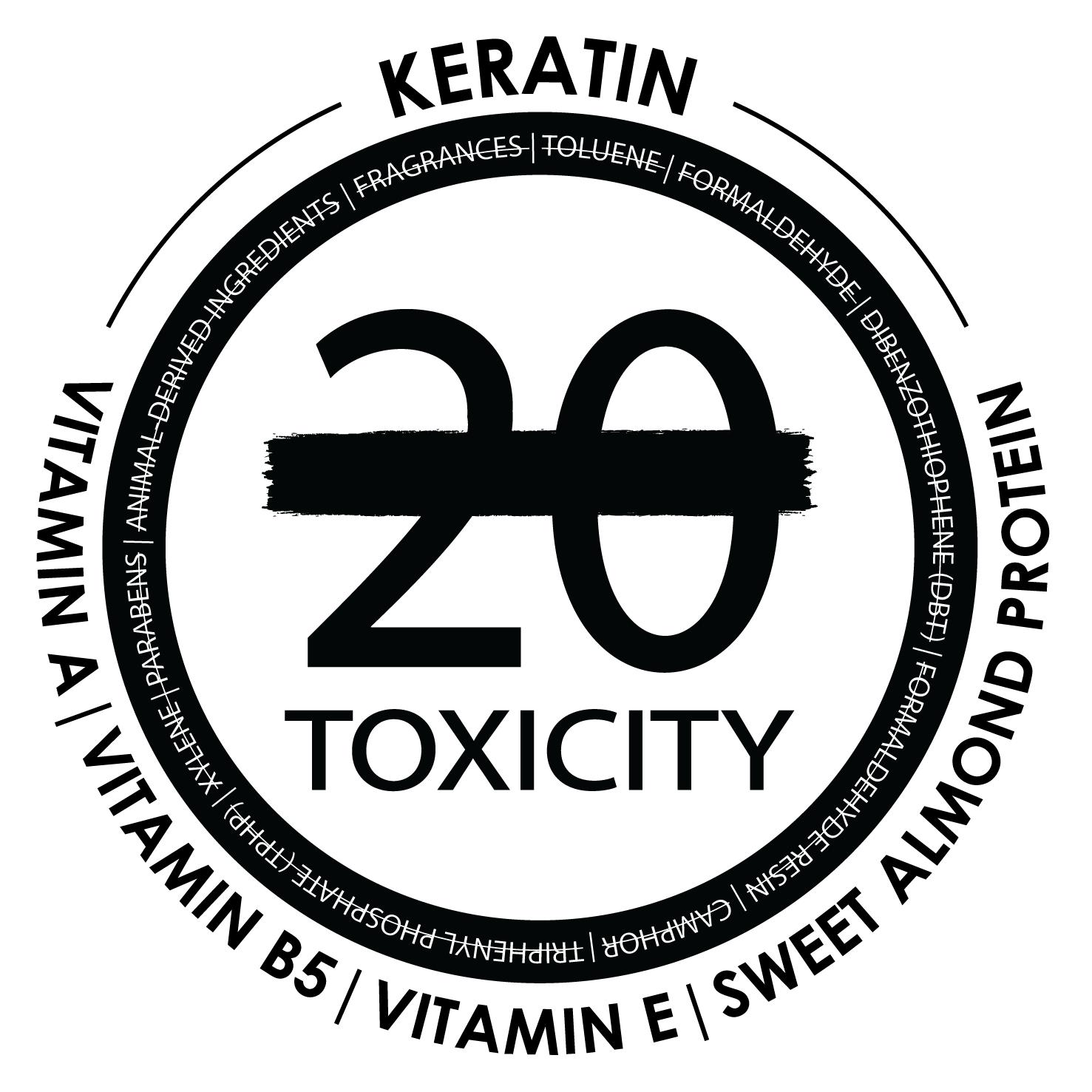 20-TOXICITY LUX PROFESIONÁLNA LINIA
