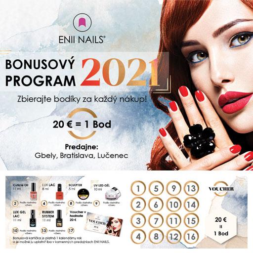 ENII BONUSOVÝ PROGRAM 2021