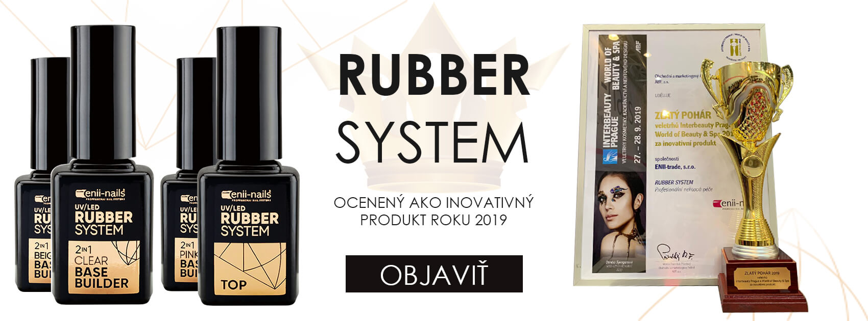 Novinka Rubber System