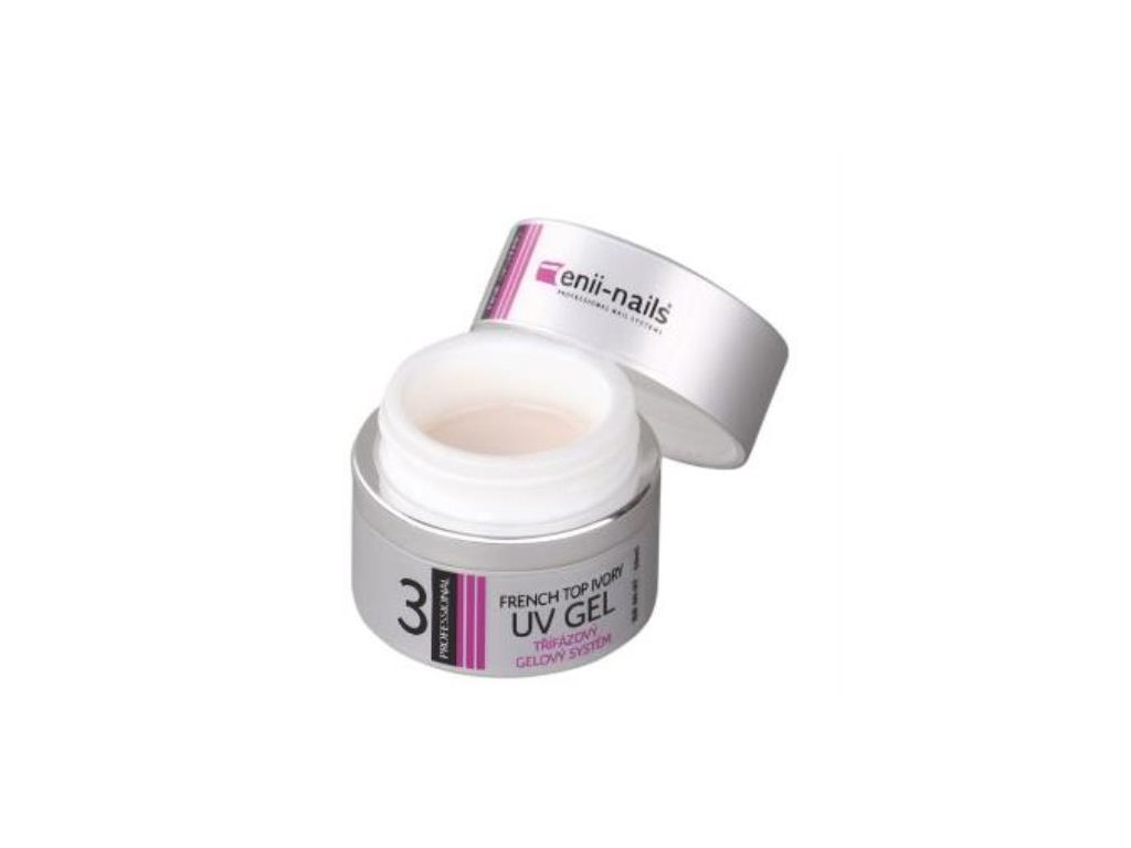 French Top Ivory Gel 10 ml
