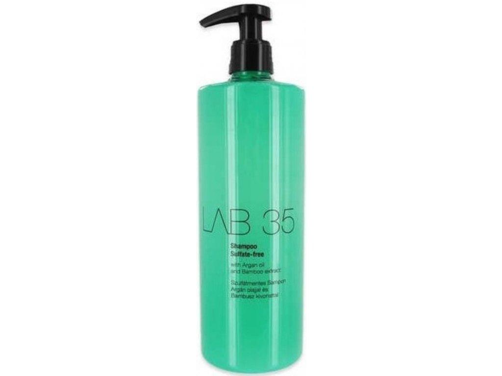 LAB 35 SULFATE FREE šampón 500 ml