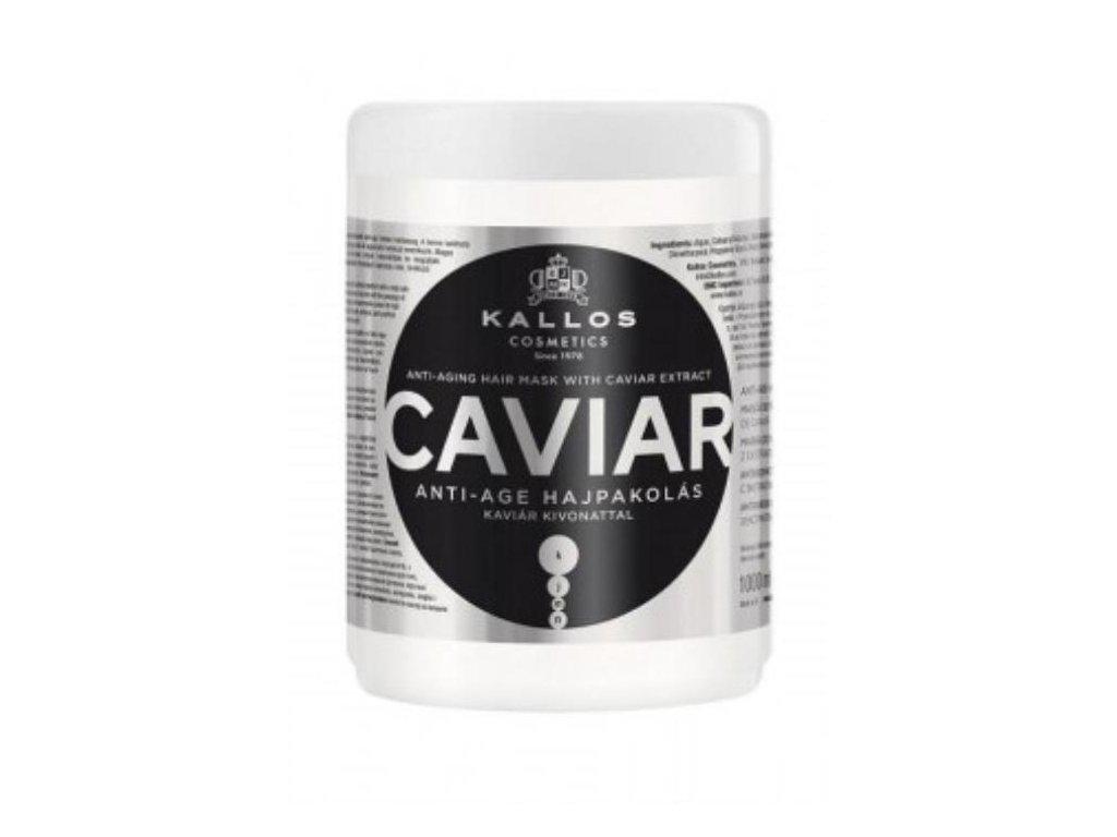 Regeneračná maska s extraktom z kaviáru 1000 ml