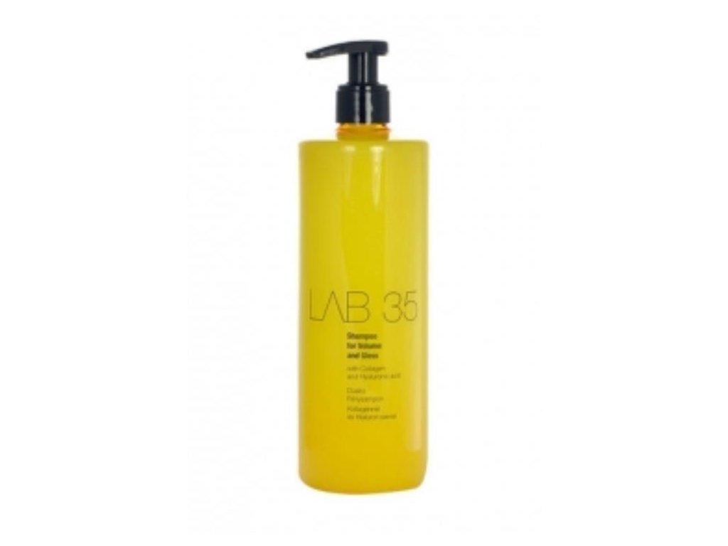 Šampón pre väčší objem vlasov 500 ml