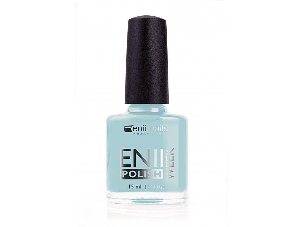 ENII WEEK POLISH 15 ml - Blue Ice