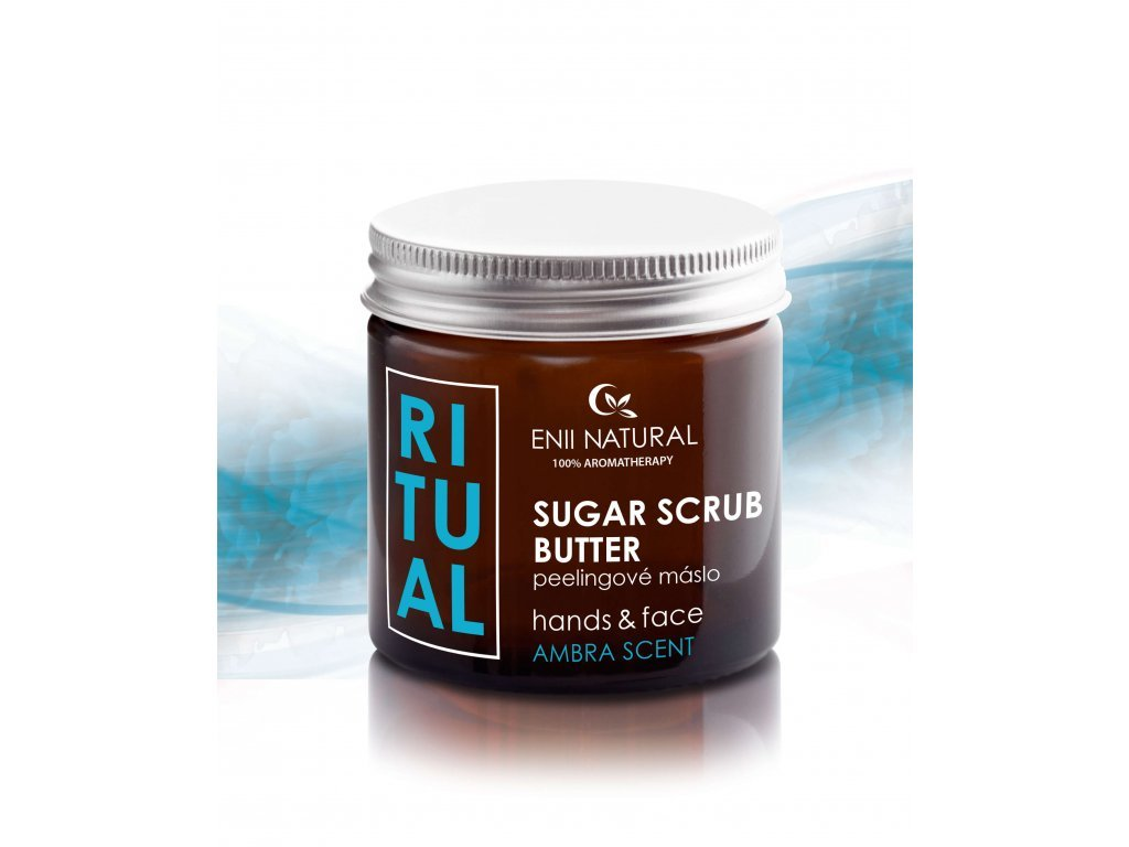 SUGAR SCRUB BUTTER 60 ML (MEN)