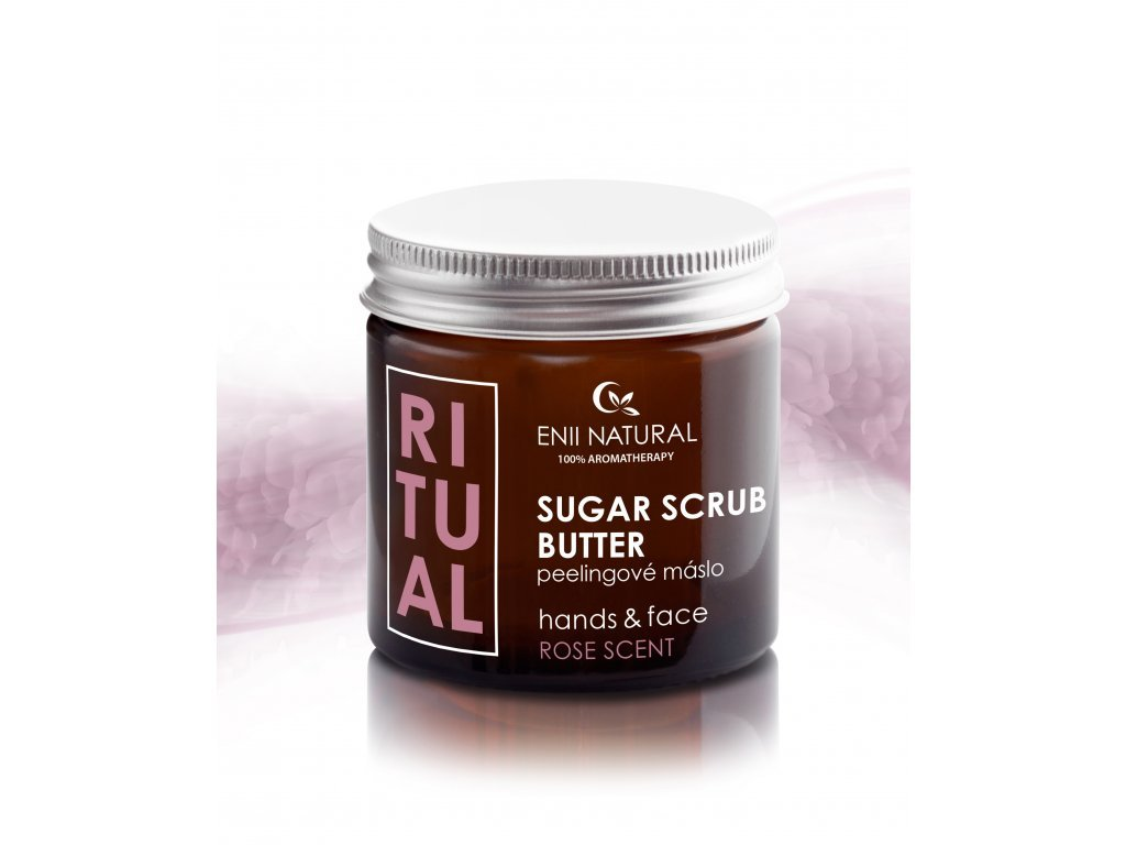 SUGAR SCRUB BUTTER 60 ML