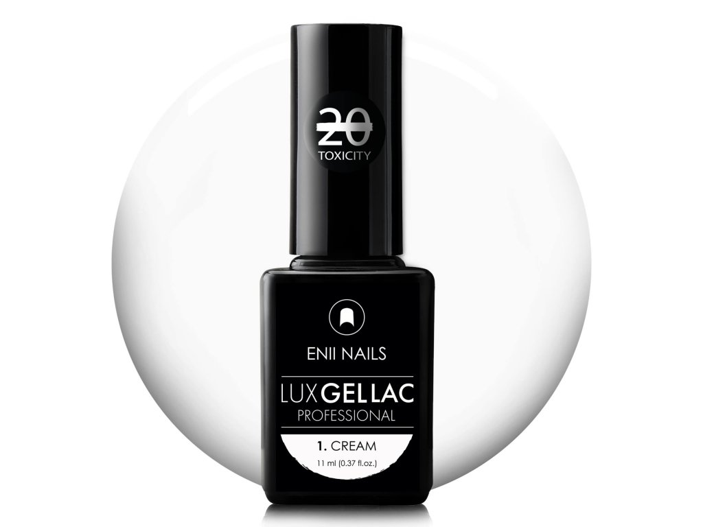 Lux Gel lac 1 cream