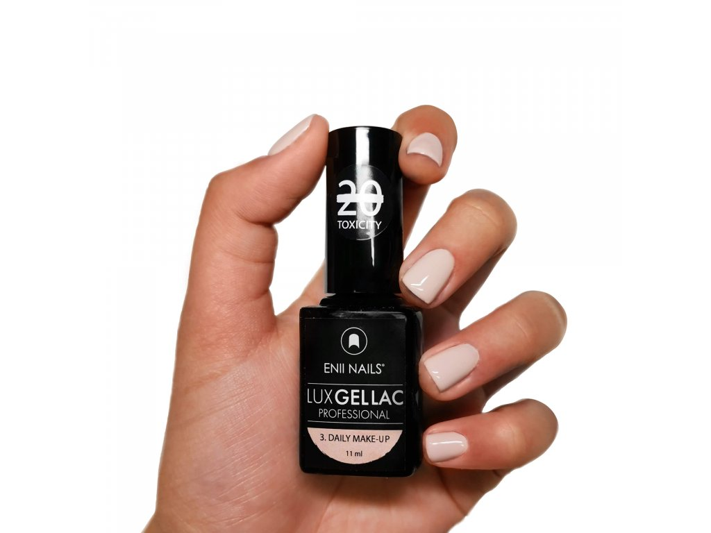 Lux gel lac 3 daily makeup