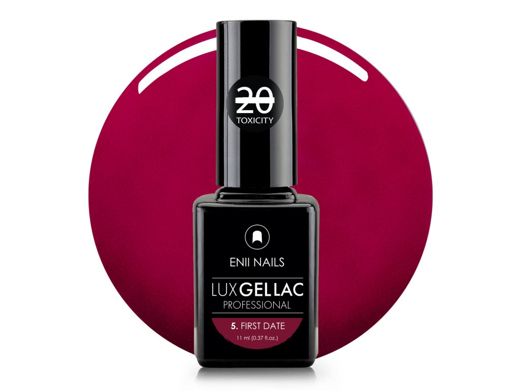 Lux Gel Lac 5. First Date