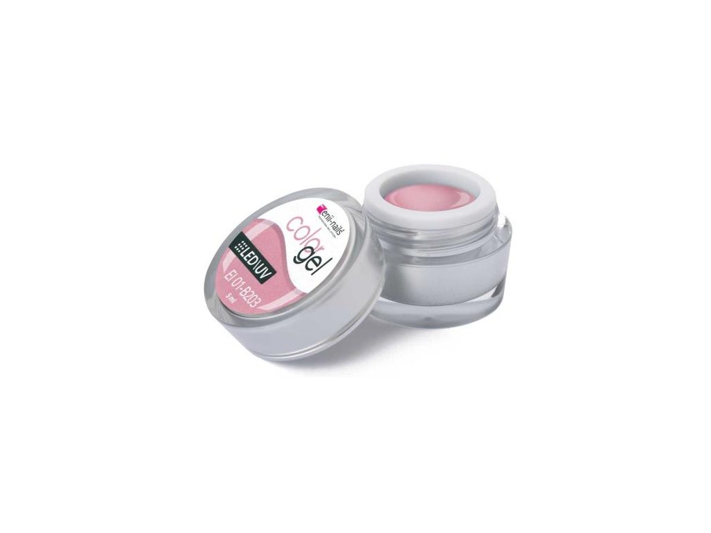 Farebný UV gél 5 ml č.203