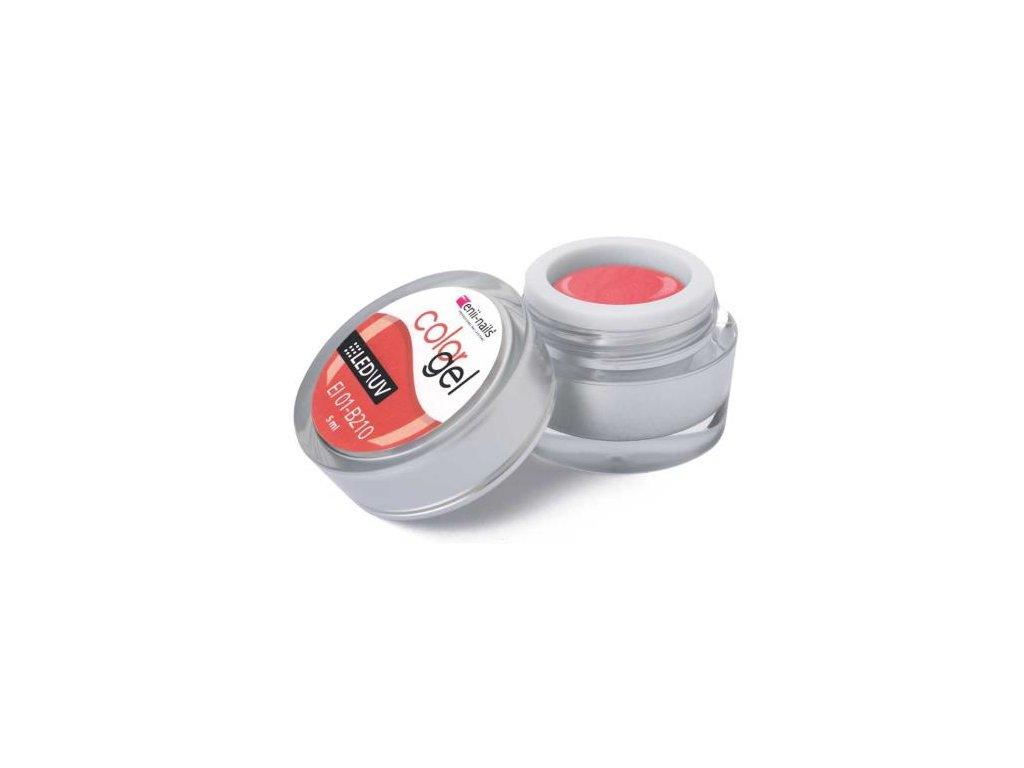 Farebný UV gél 5 ml č.210