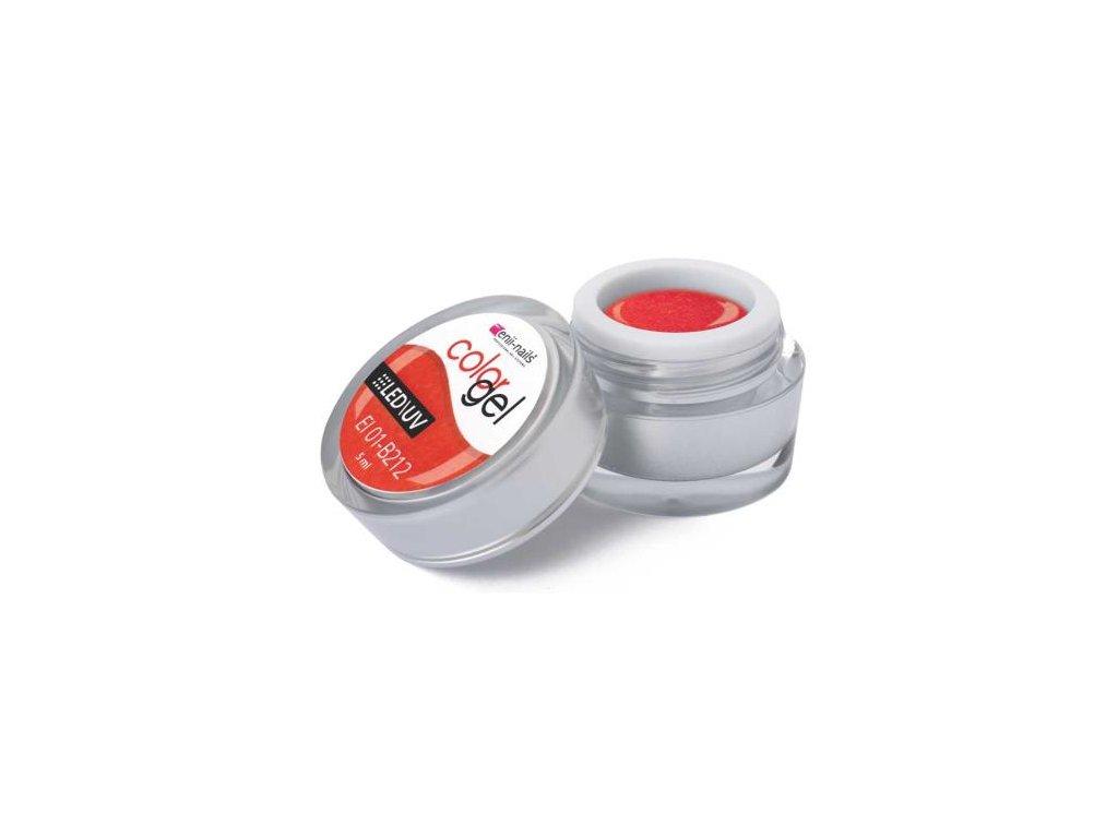 Farebný UV gél 5 ml č.212