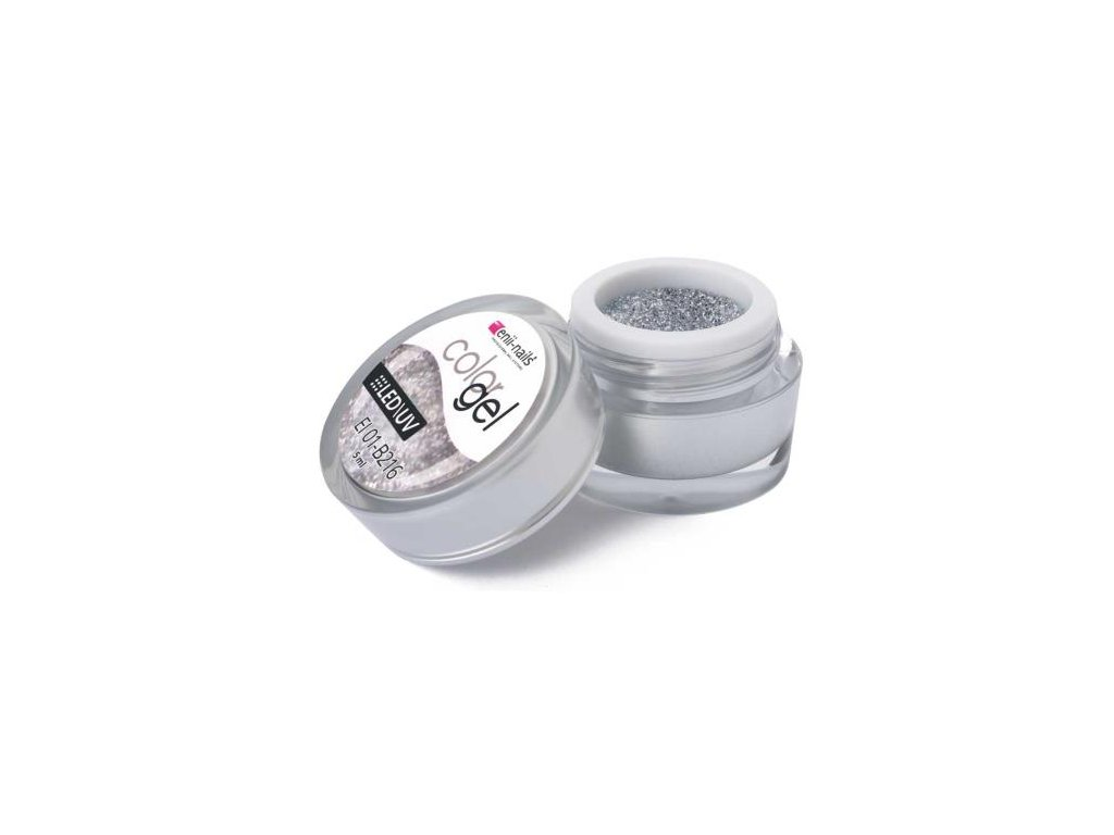 Farebný UV gél 5 ml č.216