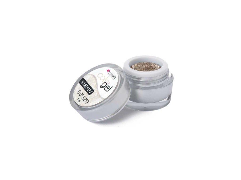 Farebný UV gél 5 ml č.219