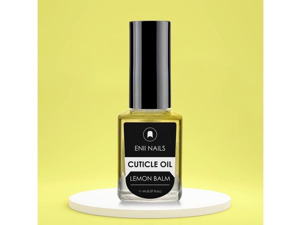 CUTICLE OIL LEMON BALM