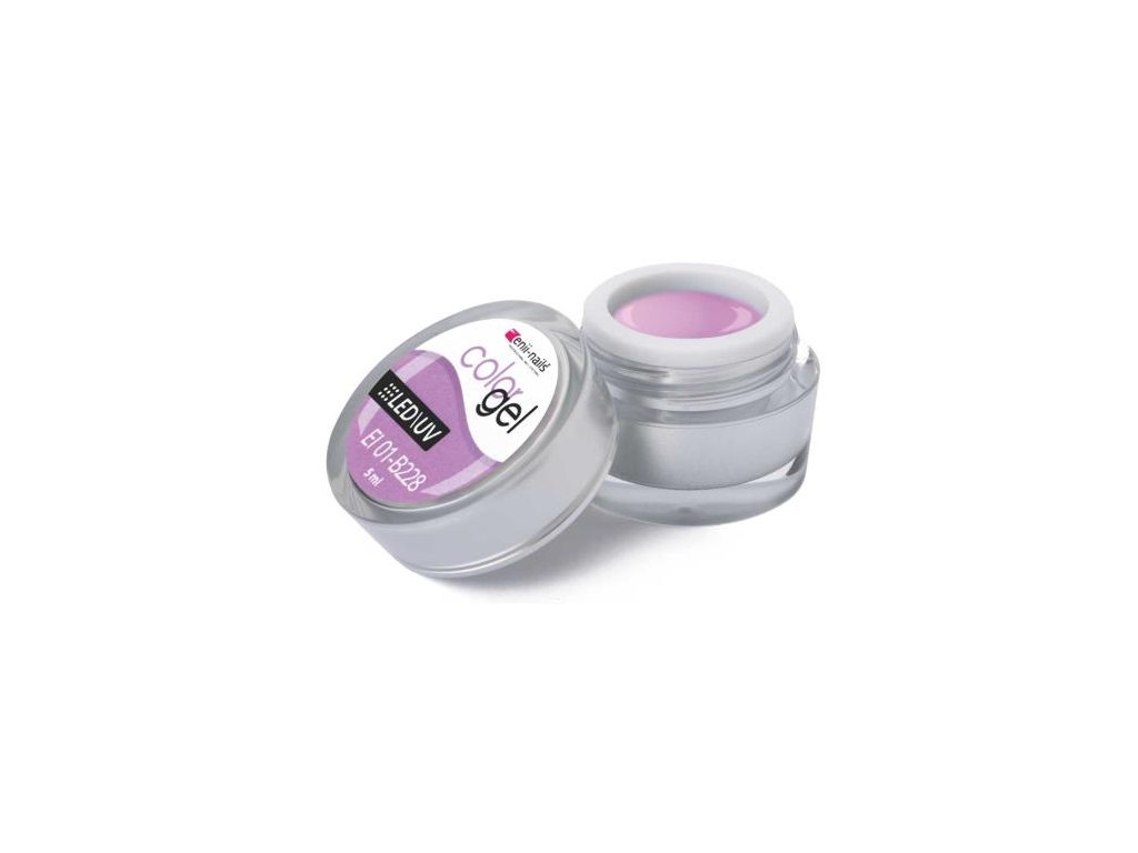 Farebný UV gél 5 ml č.228