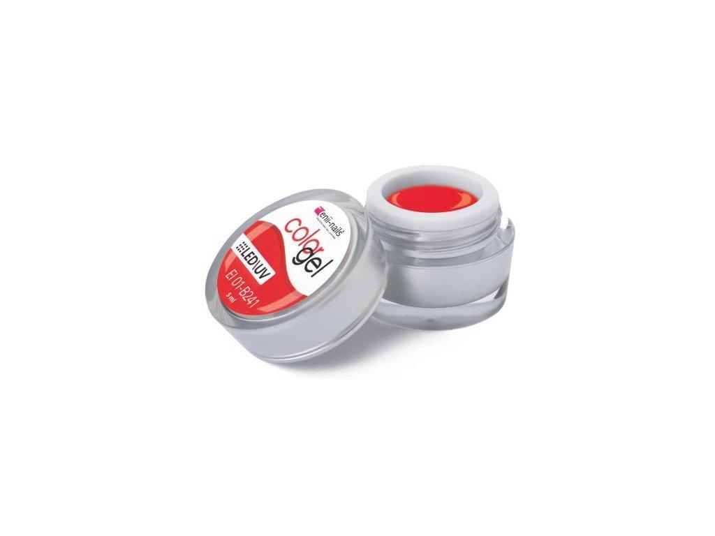 Farebný UV gél 5 ml č.241