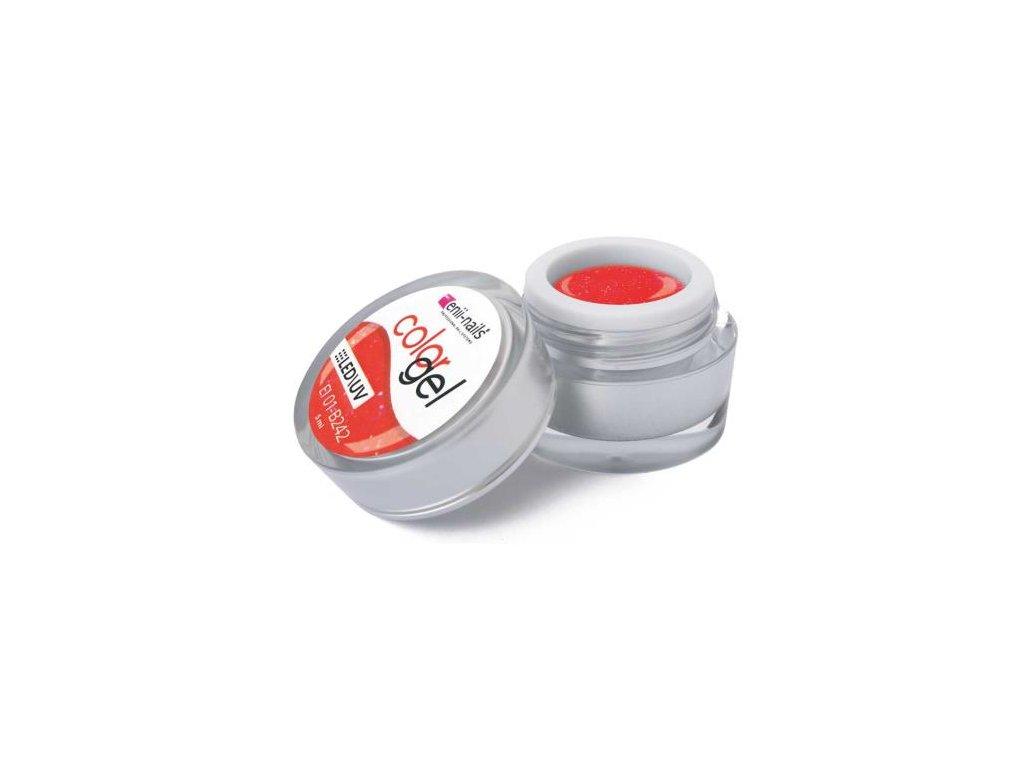 Farebný UV gél 5 ml č.242