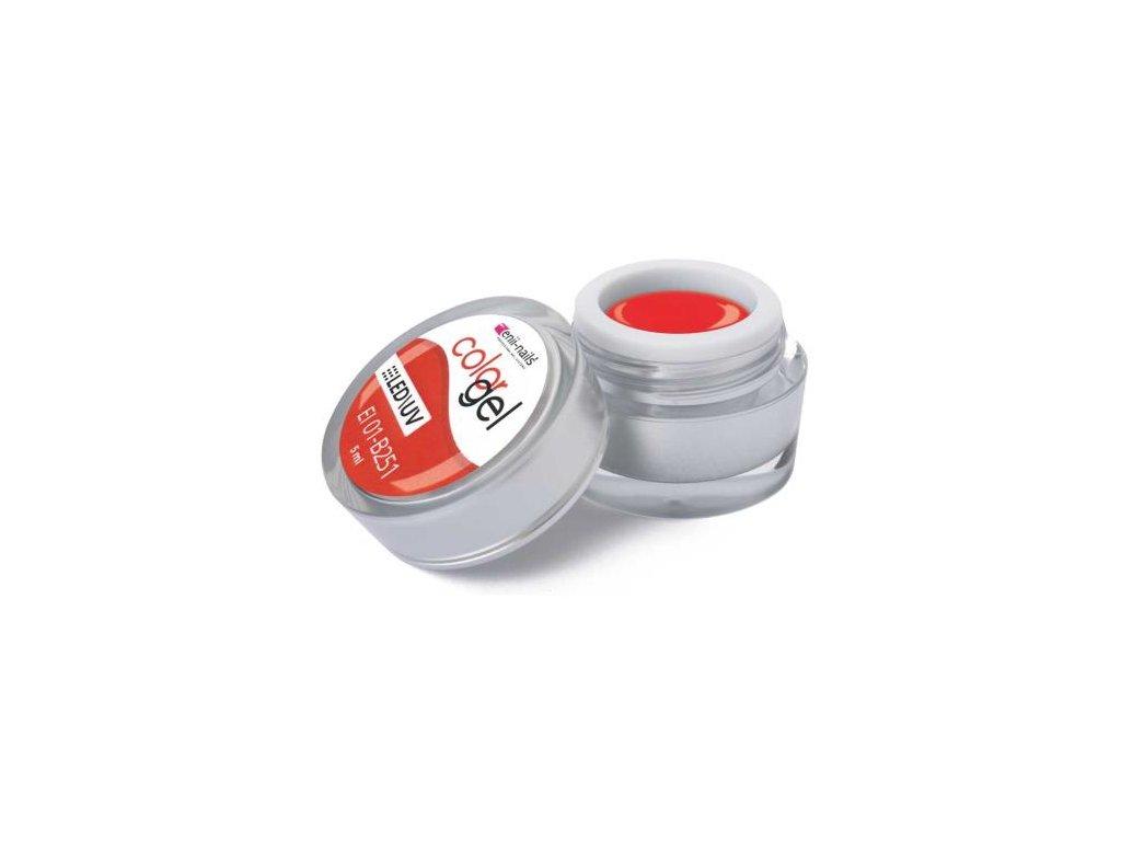 Farebný UV gél 5 ml č.251