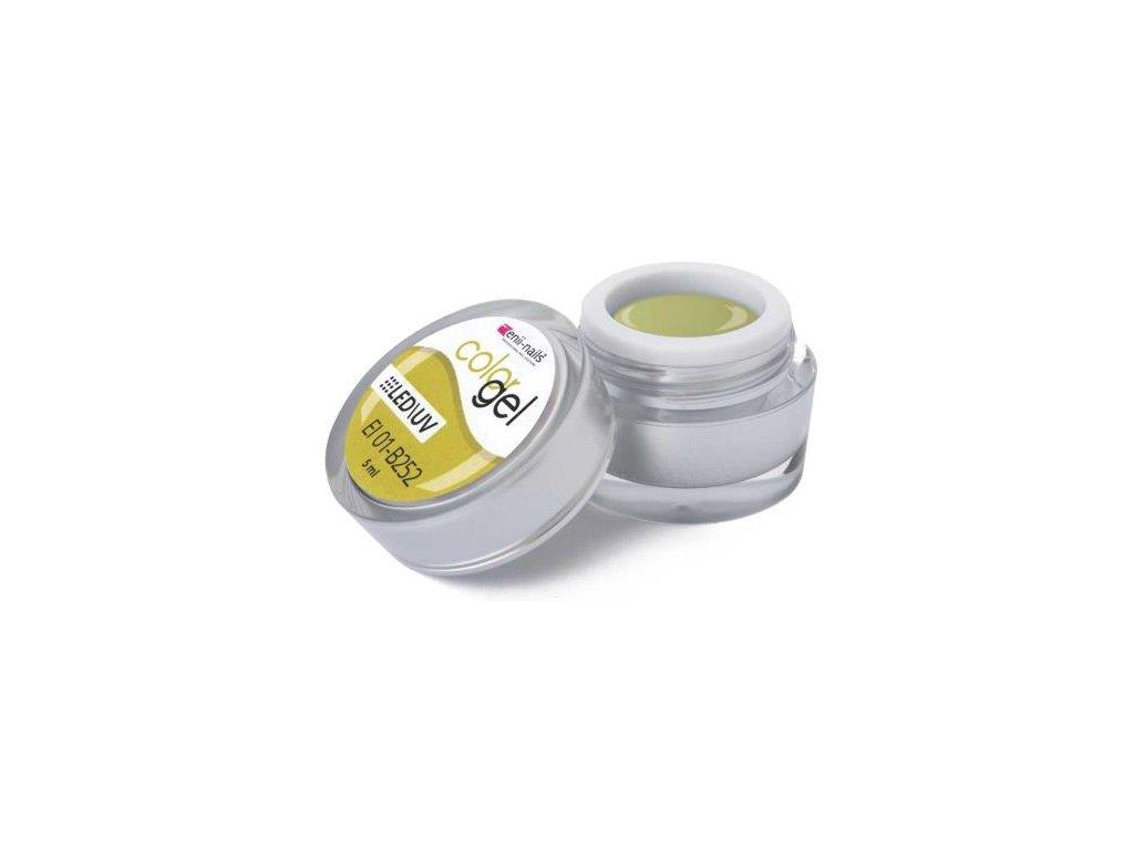 Farebný UV gél 5 ml č.252