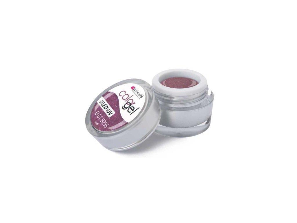 Farebný UV gél 5 ml č.255
