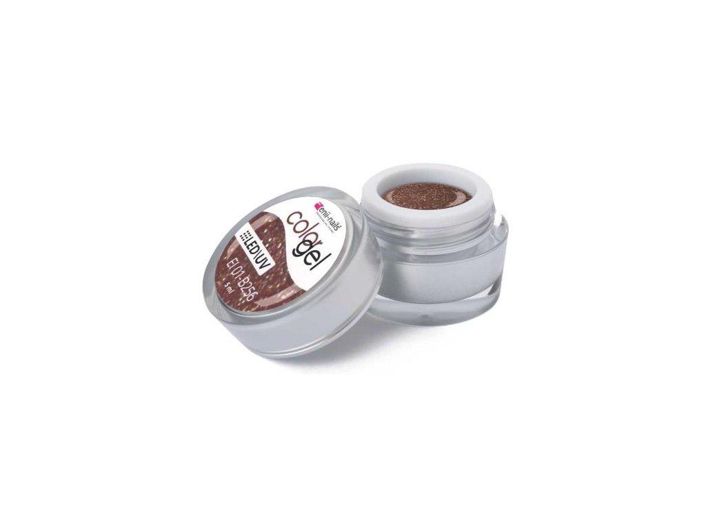 Farebný UV gél 5 ml č.256