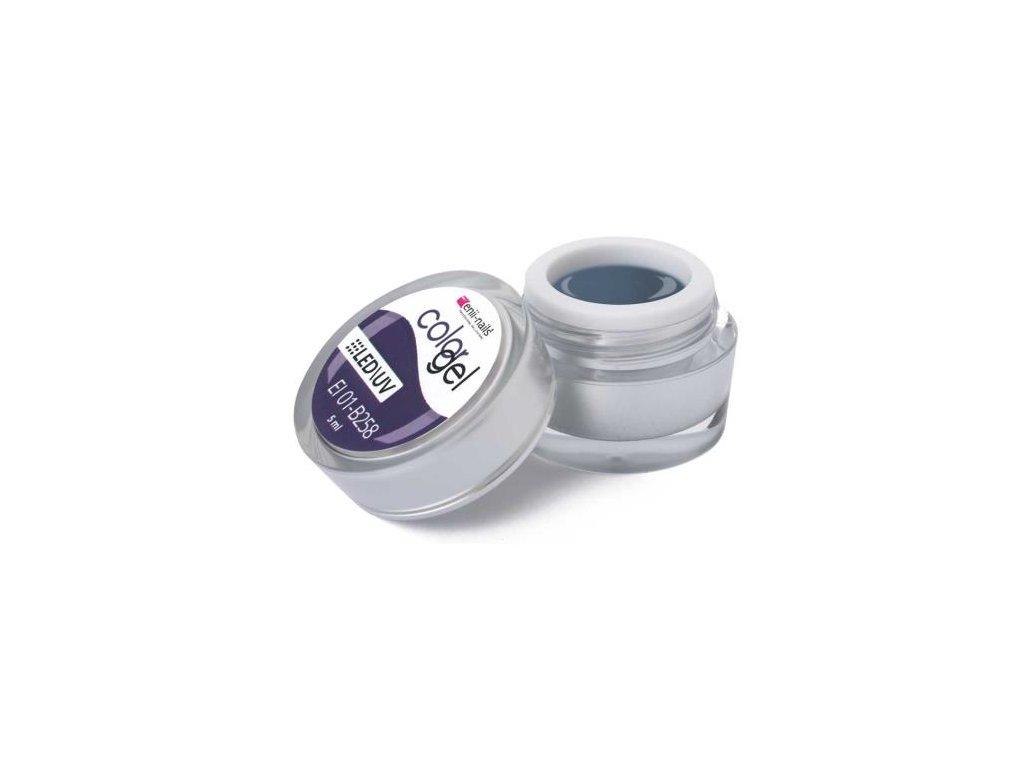 Farebný UV gél 5 ml č.258