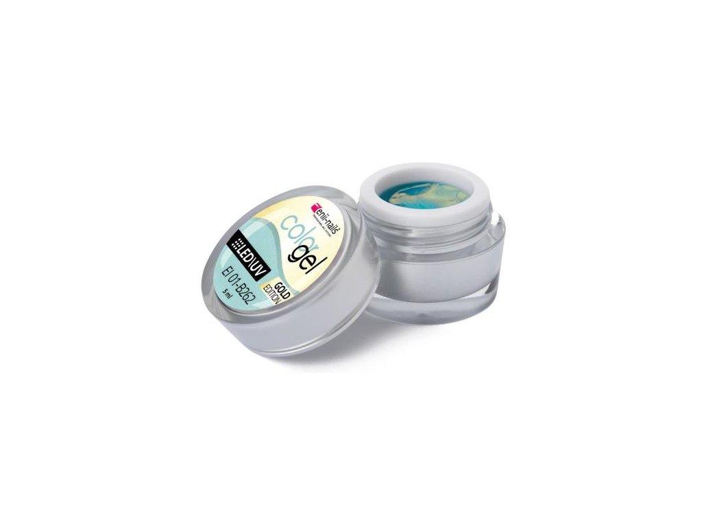 Farebný UV gél 5 ml č.262