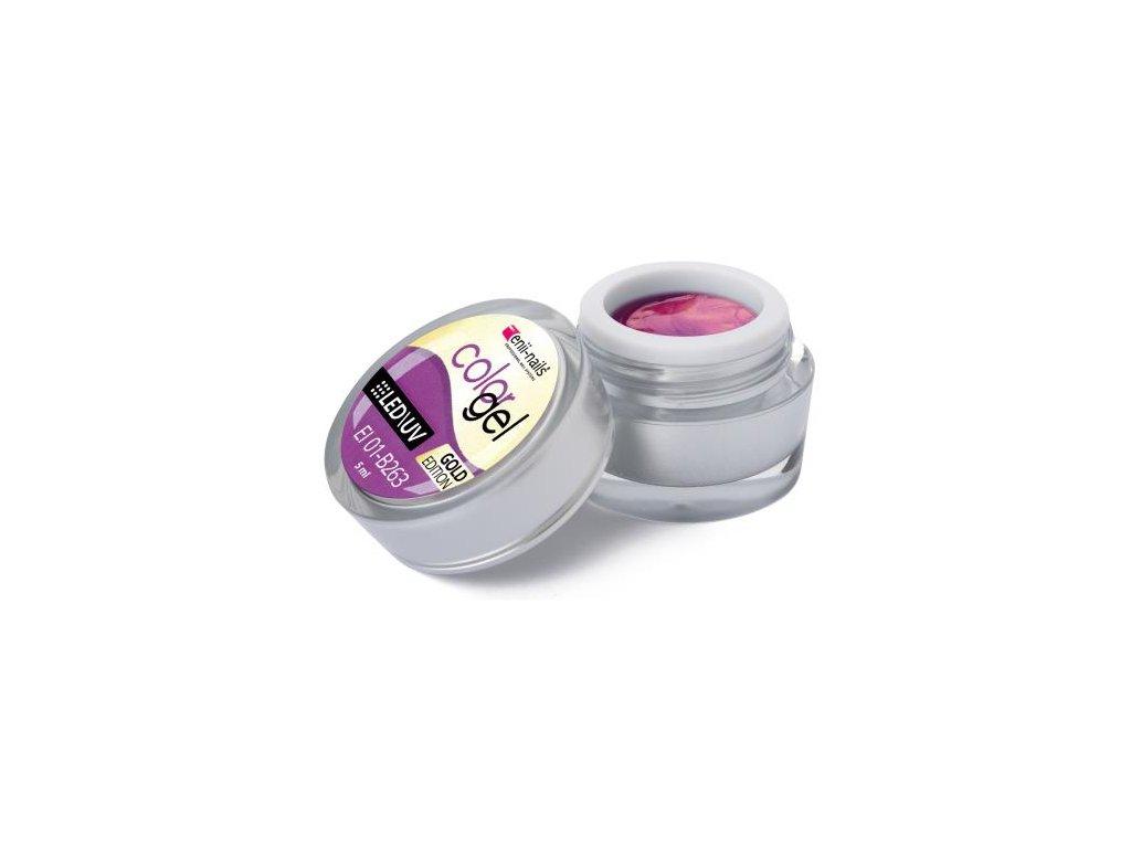 Farebný UV gél 5 ml č.263