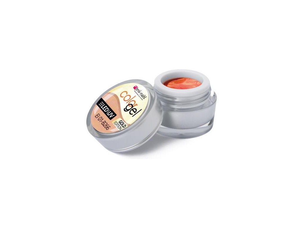 Farebný UV gél 5 ml č.266