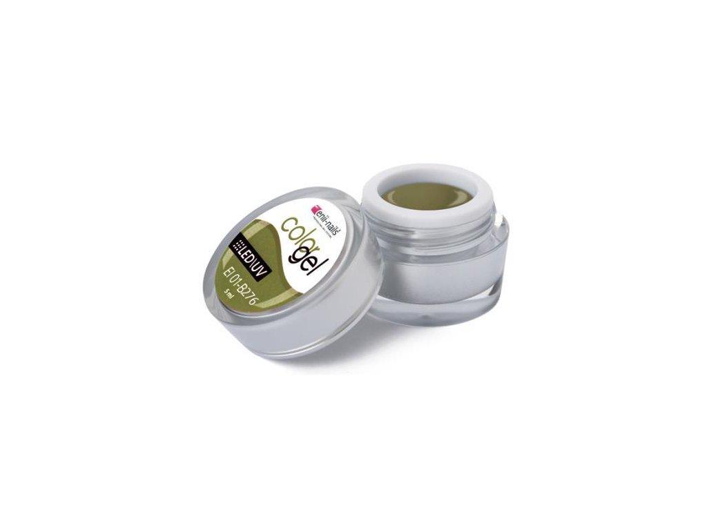 Farebný UV gél 5 ml č.276