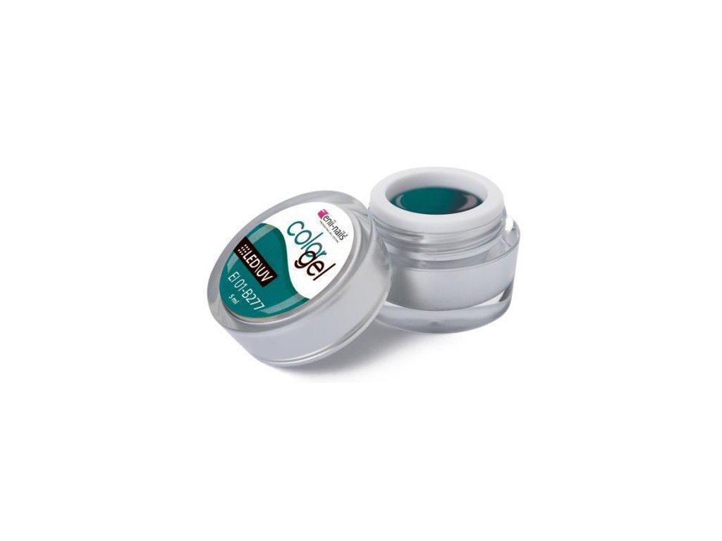 Farebný UV gél 5 ml č.277