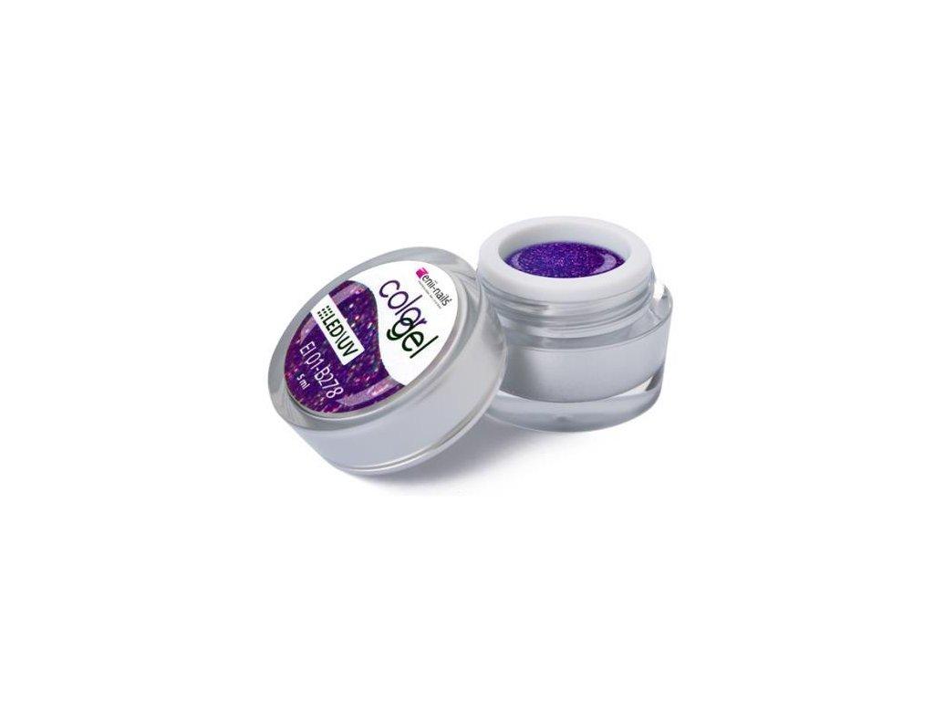 Farebný UV gél 5 ml č.278