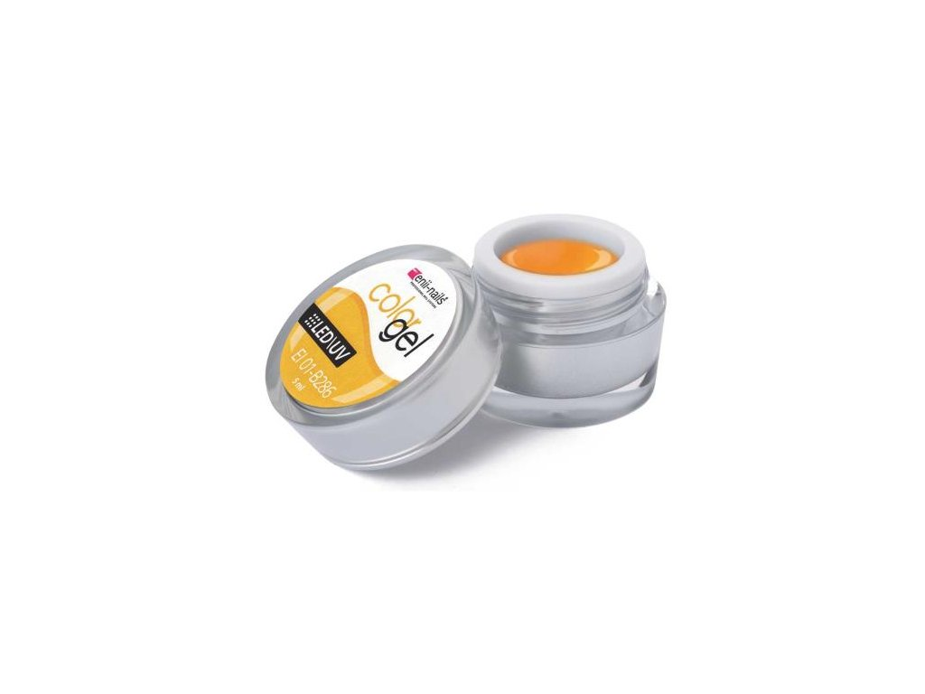 Farebný UV gél 5 ml č.286