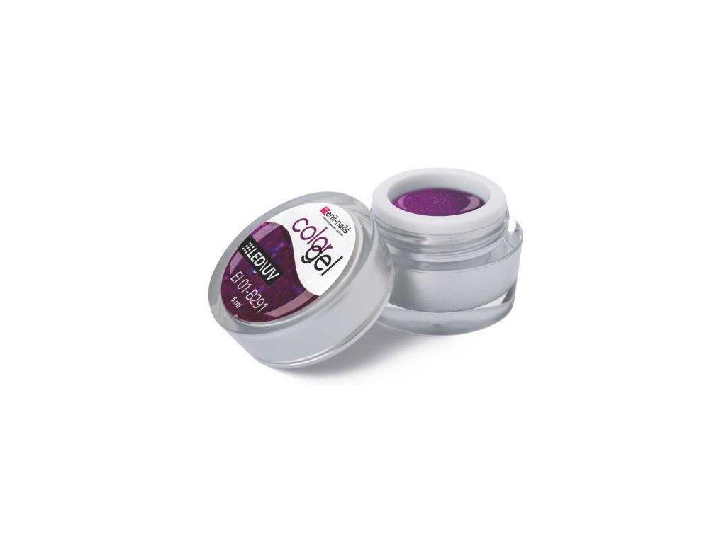 Farebný UV gél 5 ml č.291