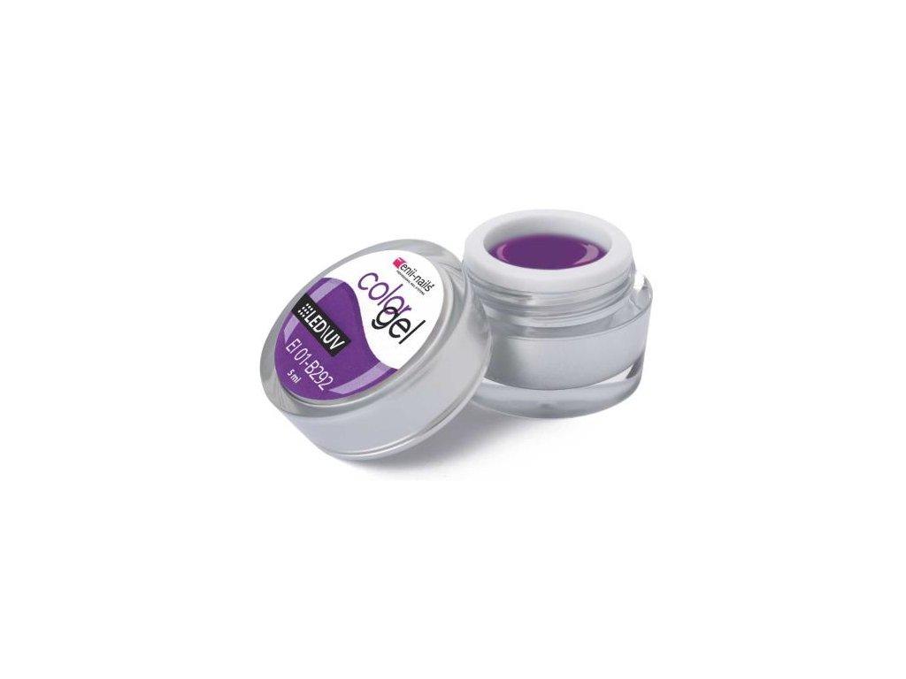 Farebný UV gél 5 ml č.292
