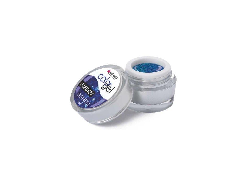 Farebný UV gél 5 ml č.301