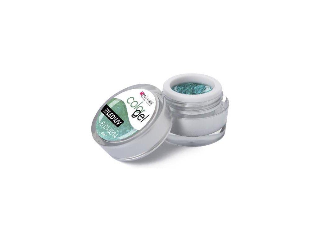 Farebný UV gél 5 ml č.314