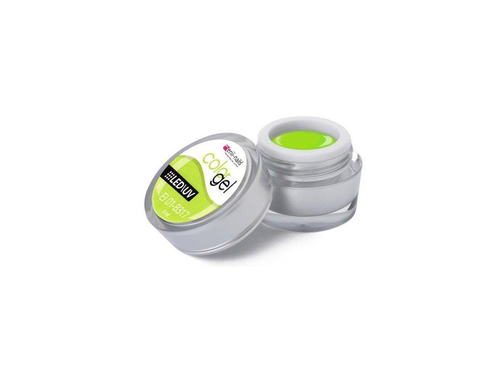 Farebný UV gél 5 ml č.317