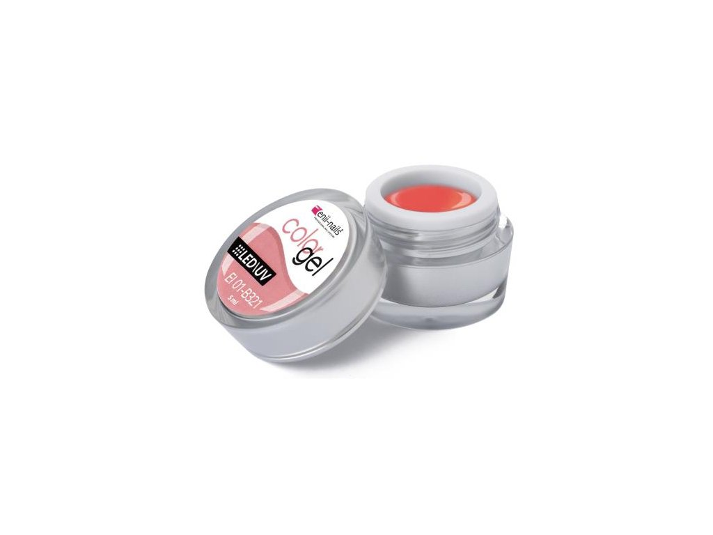 Farebný UV gél 5 ml č.321