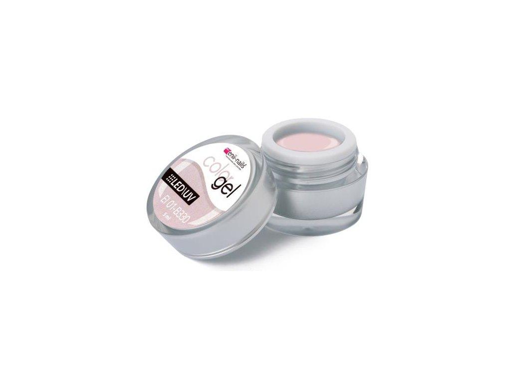 Farebný UV gél 5 ml č.330
