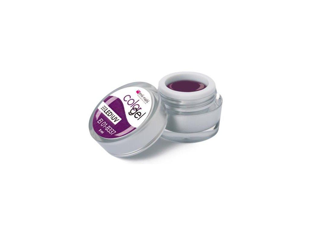 Farebný UV gél 5 ml č.337