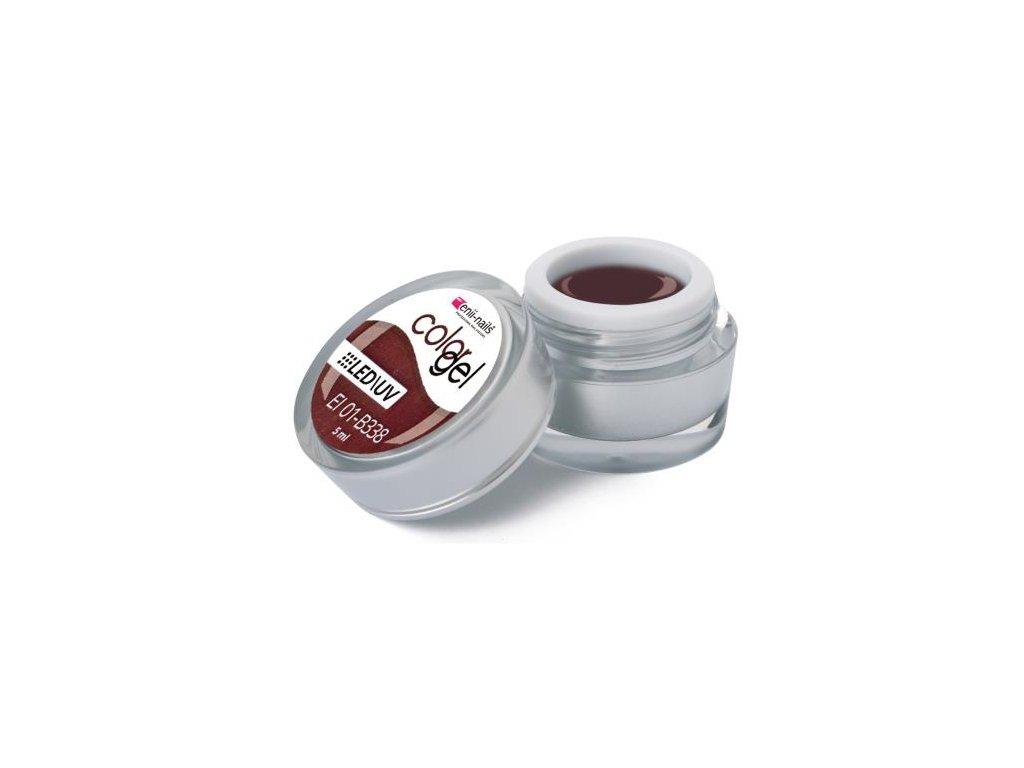 Farebný UV gél 5 ml č.338