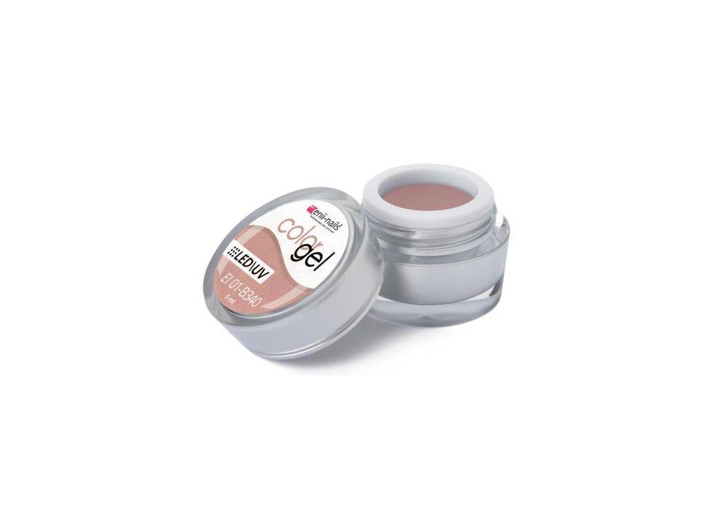 Farebný UV gél 5 ml č.340