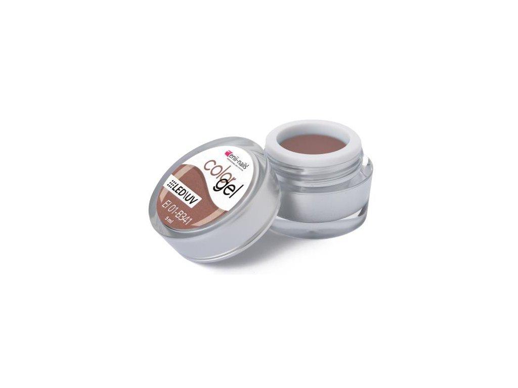 Farebný UV gél 5 ml č.341