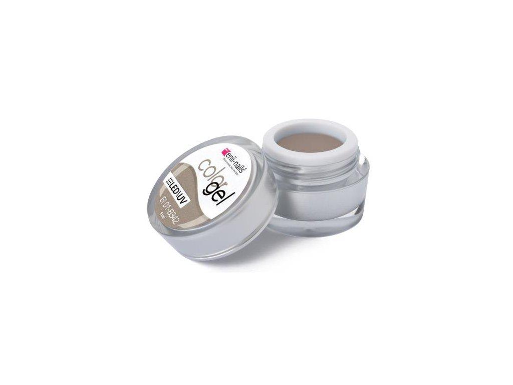 Farebný UV gél 5 ml č.342