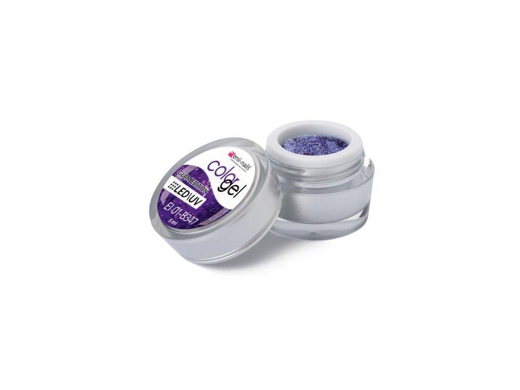 Farebný UV gél 5 ml č.347