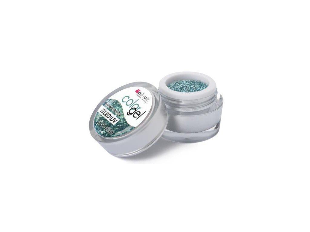 Farebný UV gél 5 ml č.348