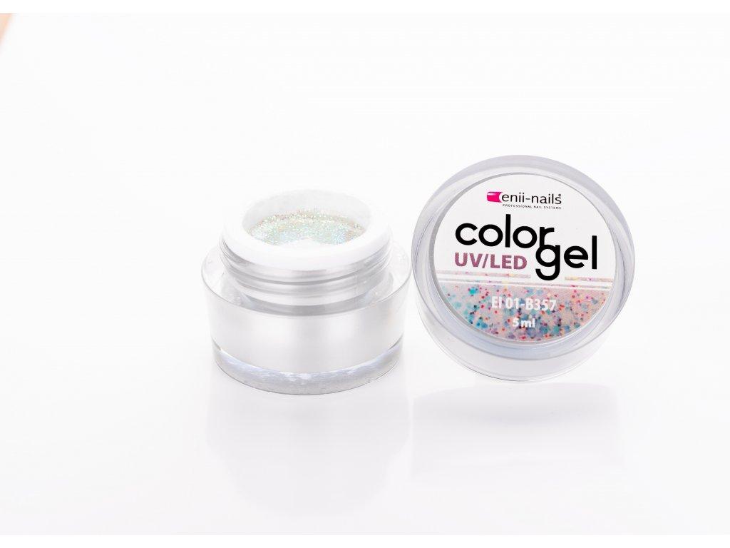 Farebný UV gél 5 ml č.357