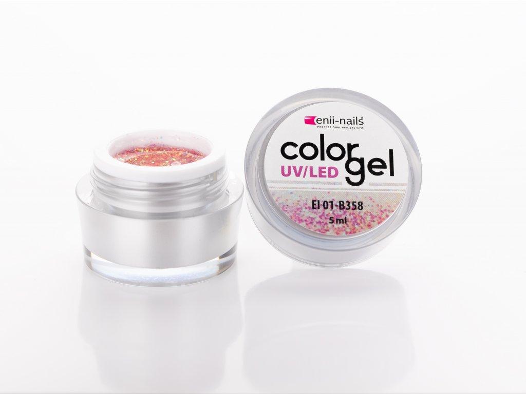 Farebný UV gél 5 ml č.358